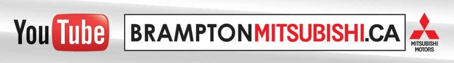 Visit Brampton Mitsubishi's YouTube Channel